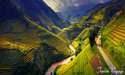 Circuit grand nord du vietnam voyage hors des sentiers for Agence paysage nord