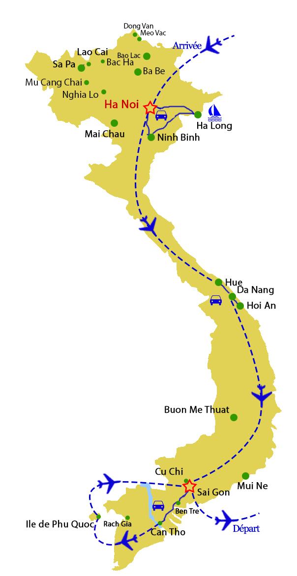 circuit voyage vietnam pour s niors personnes g es retrait s voyage organis vacances sur. Black Bedroom Furniture Sets. Home Design Ideas